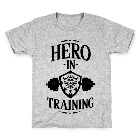 Hero In Training Kids T-Shirt