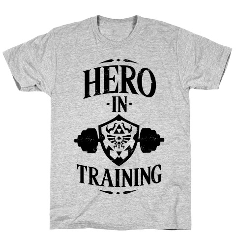 Hero In Training T-Shirt