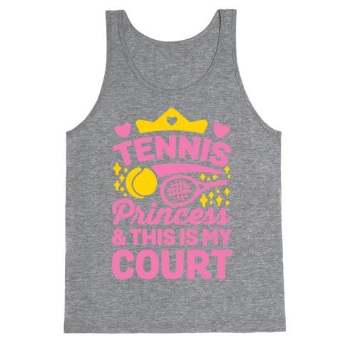 Tennis Princess Tank Top