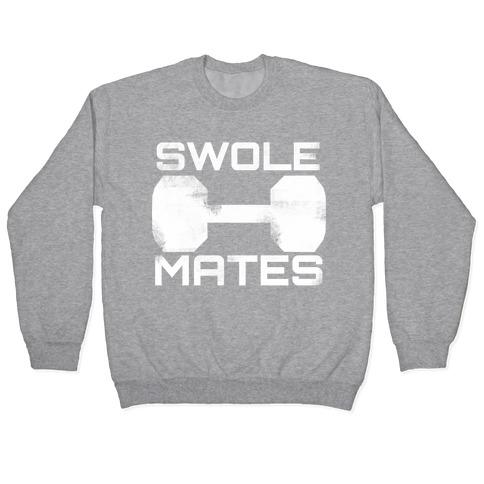 Swole Mates (Dark) Pullover