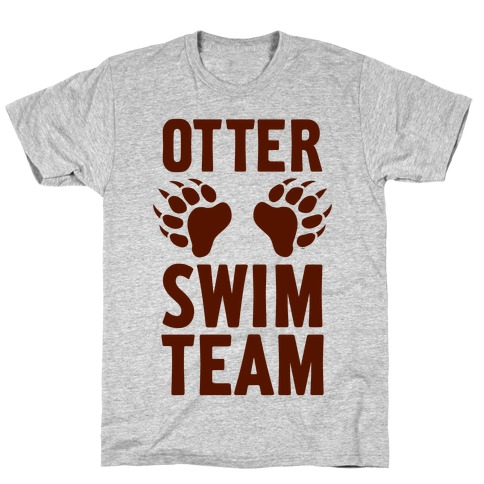 Otter Swim Team T-Shirt