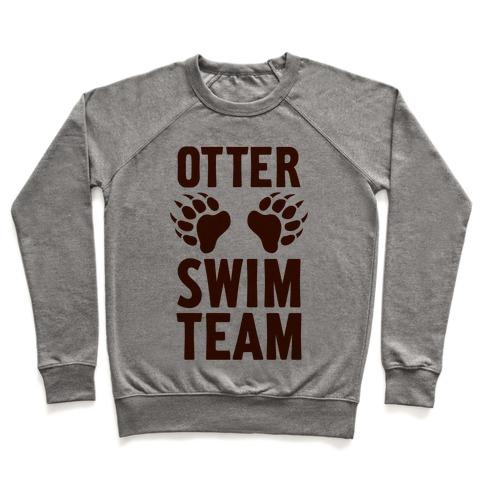 Otter Swim Team Pullover