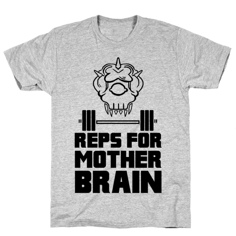 Reps For Mother Brain Mens T-Shirt