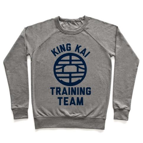 King Kai Training Team Pullover