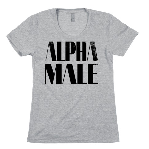3dc6683d84f2 Alpha Male T-Shirt | Activate Apparel