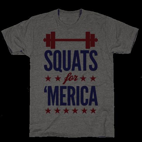 "Squats For ""Merica"