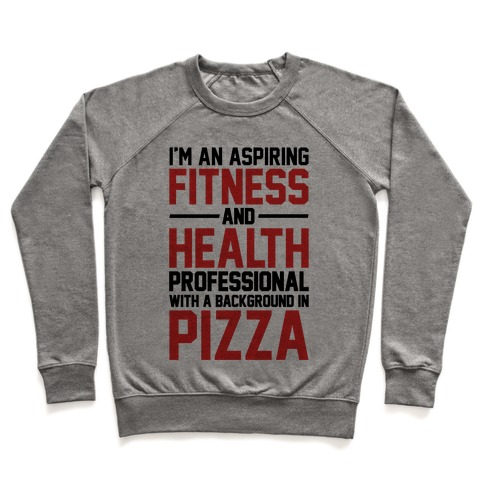 Professional Pizza Trainer Pullover