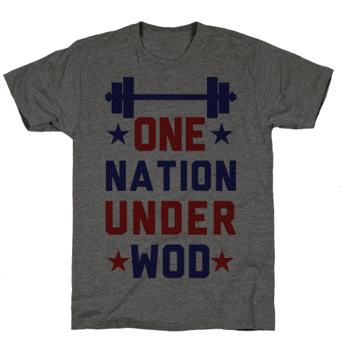 One Nation Under WOD