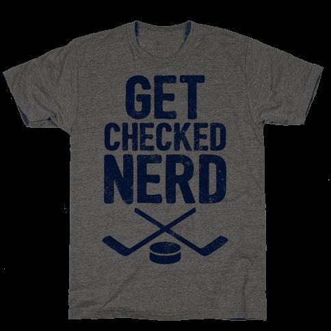 Get Checked Nerd