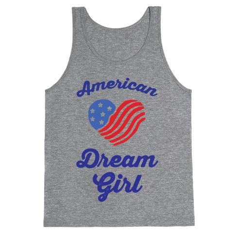American Dream Girl Tank Top