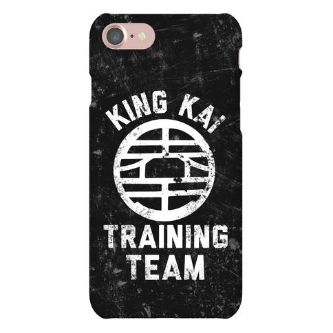King Kai Training Team Phone Case