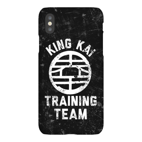 King Kai Training Team Phone Case