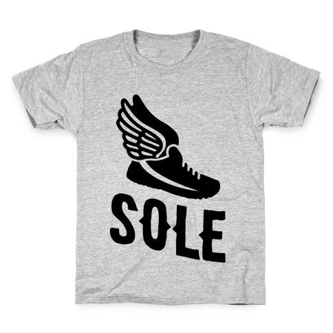 Sole Mates Kids T-Shirt