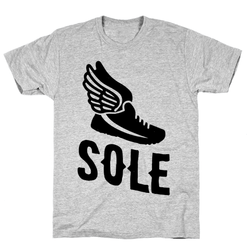 Sole Mates Mens T-Shirt