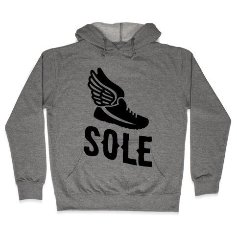 Sole Mates Hooded Sweatshirt