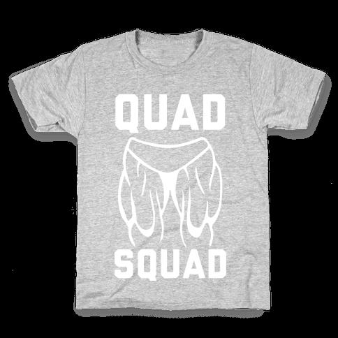 Quad Squad Kids T-Shirt