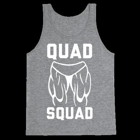 Quad Squad Tank Top