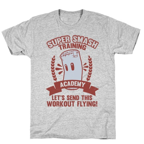 Super Smash Training Academy T-Shirt