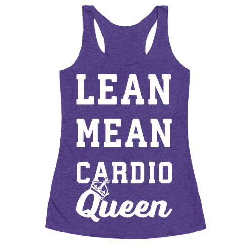 Lean Mean Cardio Queen