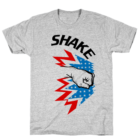 Shake and Bake (Athletic Pt.1) Mens T-Shirt