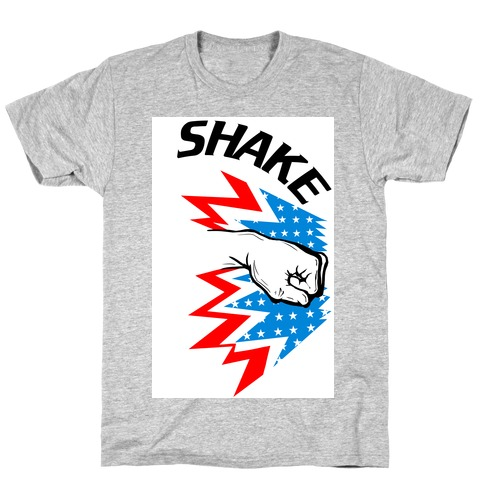 Shake and Bake (Athletic Pt.1) Mens/Unisex T-Shirt