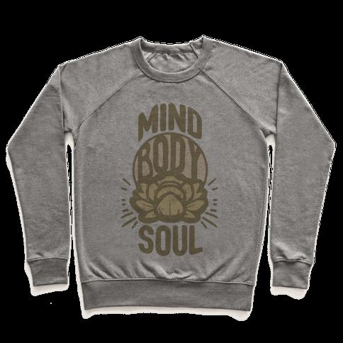 Mind Body Soul Pullover