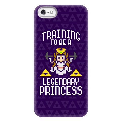 Training To Be A Legendary Princess