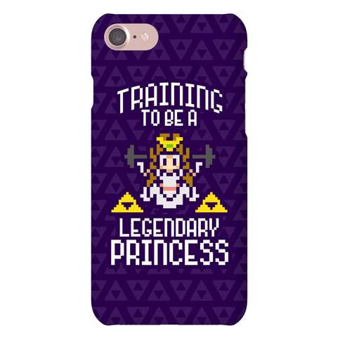 Training To Be A Legendary Princess