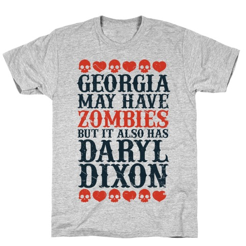Georgia Has Daryl Dixon T-Shirt
