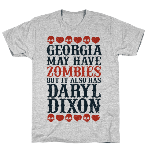 Georgia Has Daryl Dixon