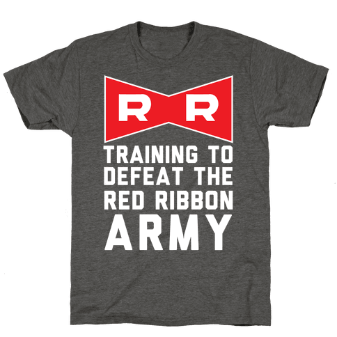 Training To Defeat The Red Ribbon Army