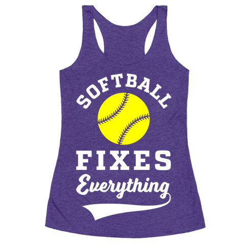 Softball Fixes Everything
