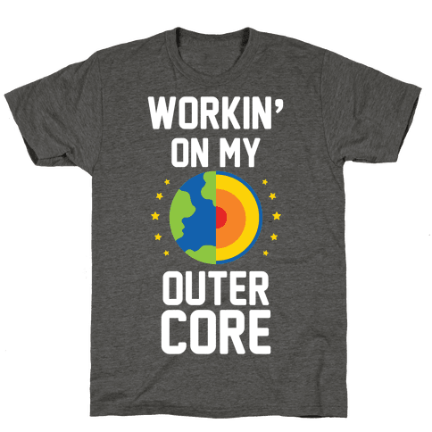 Workin' On My Outer Core