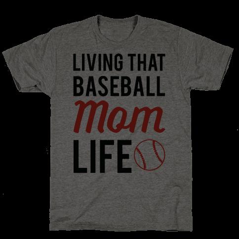 Living That Baseball Mom Life