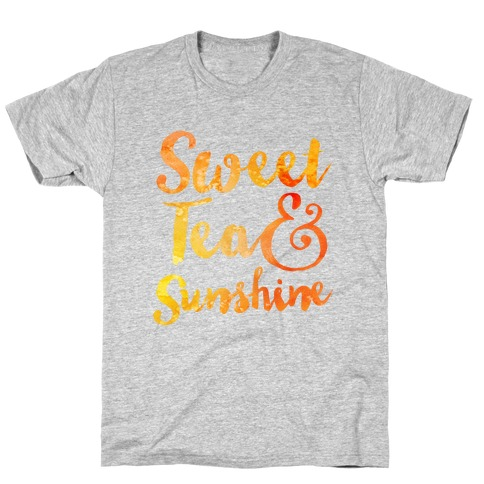 Sweet Tea & Sunshine T-Shirt