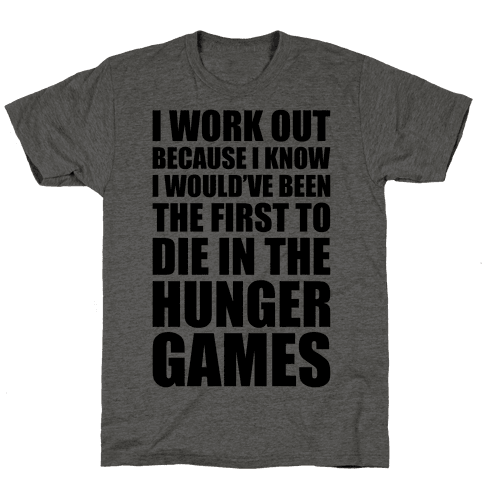 Hunger Games Workout