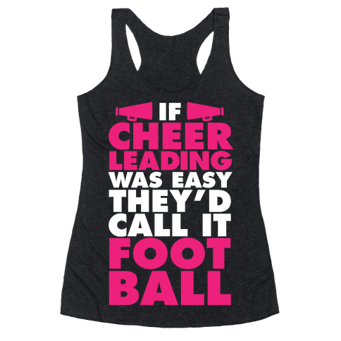 If Cheerleading Was Easy