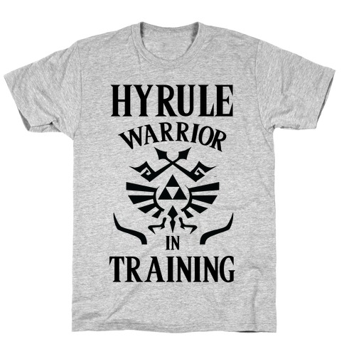 Hyrule Warrior In Training T-Shirt
