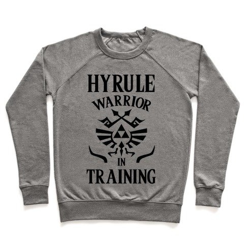Hyrule Warrior In Training Pullover