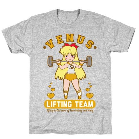 Venus Lifting Team T-Shirt