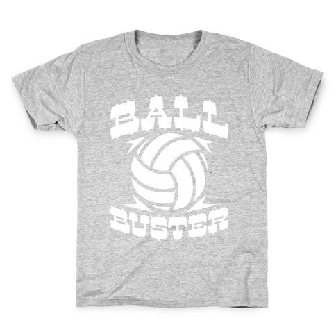 Ball Buster (Volleyball) Kids T-Shirt