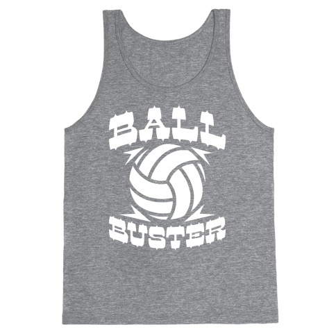 Ball Buster (Volleyball) Tank Top