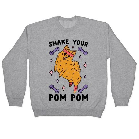Shake Your Pom Pom Pullover