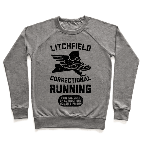 Litchfield Correctional Running Pullover
