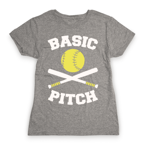 Basic Pitch Womens T-Shirt