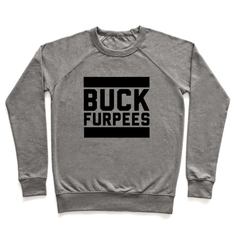 Buck Furpees Pullover