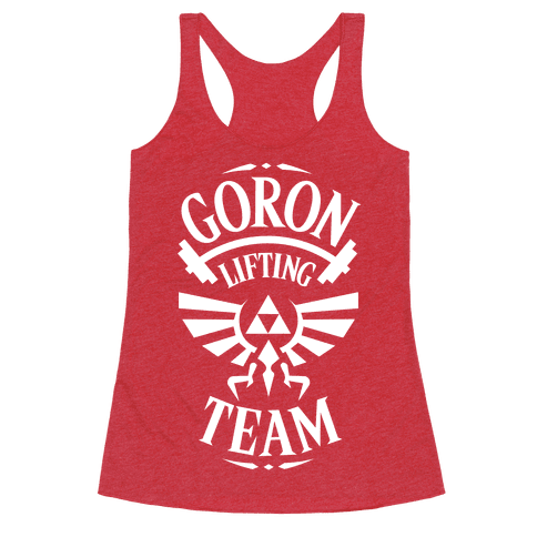 Goron Lifting Team