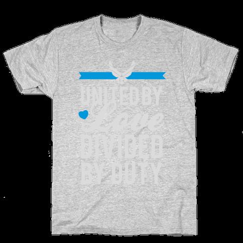 Air Force Love Life (Air Force Tank) Mens/Unisex T-Shirt