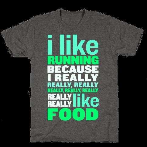 I Like Running (Food)