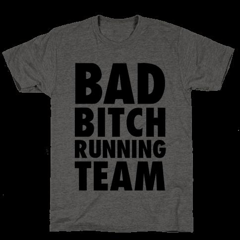 Bad Bitch Running Team